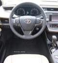 toyota avalon 2013 white sedan xle touring gasoline 6 cylinders front wheel drive shiftable automatic 75067