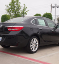 buick verano 2013 black sedan convenience group gasoline 4 cylinders front wheel drive automatic 75087