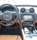 jaguar xjl 2013 blue sedan portfolio gasoline 8 cylinders rear wheel drive automatic 77090