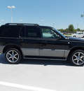 mercury mountaineer 2005 black suv gasoline 8 cylinders rear wheel drive automatic with overdrive 77074
