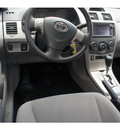 toyota corolla 2013 white sedan le gasoline 4 cylinders front wheel drive automatic 78232