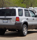 ford escape 2003 silver suv xlt 4x4 6 cylinders dohc automatic with overdrive 61832