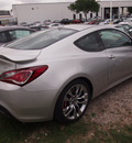 hyundai genesis coupe 2013 lt  gray coupe 3 8 track gasoline 6 cylinders rear wheel drive 6 speed manual 77065
