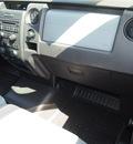 ford f 150 2011 white xl flex fuel 6 cylinders 2 wheel drive automatic 77375