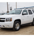 chevrolet tahoe 2013 white suv ls flex fuel 8 cylinders 2 wheel drive automatic 78853