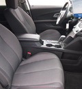 chevrolet equinox 2013 silver lt gasoline 6 cylinders front wheel drive automatic 78224