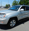 toyota 4runner 2005 silver suv limited gasoline 8 cylinders rear wheel drive automatic 34788