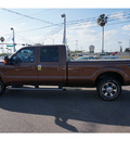 ford f 250 super duty 2011 brown lariat flex fuel 8 cylinders 4 wheel drive automatic 78539