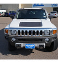hummer h3 2008 white suv batchelor gasoline 5 cylinders 4 wheel drive automatic 78539