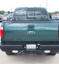 ford f 250 super duty 2008 dk  green xlt diesel 8 cylinders 4 wheel drive automatic with overdrive 76567