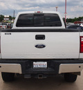 ford f 350 super duty 2012 white xlt biodiesel 8 cylinders 4 wheel drive automatic with overdrive 76567