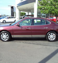 buick lacrosse 2007 dk  red sedan cx gasoline 6 cylinders front wheel drive automatic 45036