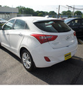 hyundai elantra gt 2013 white wagon gasoline 4 cylinders front wheel drive automatic 07724