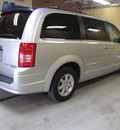 chrysler town and country 2010 silver van touring gasoline 6 cylinders front wheel drive automatic 44883