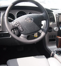 toyota tundra 2013 gray limited gasoline 8 cylinders 2 wheel drive automatic 78232