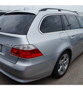 bmw 5 series 2006 silver wagon 530xi gasoline 6 cylinders all whee drive automatic 78729