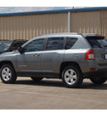 jeep compass 2013 gray suv sport gasoline 4 cylinders 2 wheel drive automatic 79110