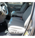 toyota sienna 2013 silver van xle mobility 7 passenger gasoline 6 cylinders front wheel drive automatic 78232