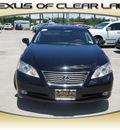 lexus es 350 2008 black sedan gasoline 6 cylinders front wheel drive 6 speed automatic 77546