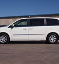 chrysler town and country 2012 white van touring flex fuel 6 cylinders front wheel drive automatic 79110