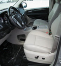 chrysler town and country 2013 silver van limited flex fuel 6 cylinders front wheel drive automatic 45840