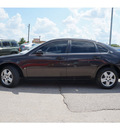 chevrolet impala 2008 dk  brown sedan ls flex fuel 6 cylinders front wheel drive automatic 78748