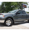 ford f 150 2004 dk  gray pickup truck xlt gasoline 8 cylinders rear wheel drive automatic 77515