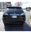 lexus rx 350 2010 black suv navigation gasoline 6 cylinders all whee drive shiftable automatic 07755