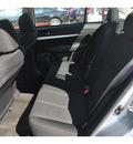 subaru legacy 2013 silver sedan 2 5i premium gasoline 4 cylinders all whee drive cont  variable trans  78233
