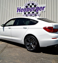 bmw 5 series 2011 white hatchback 550i xdrive gran turismo gasoline 8 cylinders all whee drive automatic 80905