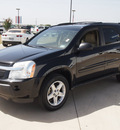 chevrolet equinox 2005 black suv lt gasoline 6 cylinders all whee drive automatic 78155