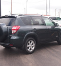 toyota rav4 2010 dk  green suv limited gasoline 6 cylinders 4 wheel drive automatic 79110