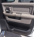 dodge ram 1500 2010 white pickup truck slt gasoline 8 cylinders 2 wheel drive automatic 77375