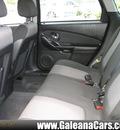 chevrolet malibu maxx 2006 dk  blue hatchback lt gasoline 6 cylinders front wheel drive automatic 33912