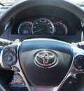 toyota camry 2012 black sedan se gasoline 4 cylinders front wheel drive automatic 76053