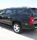 chevrolet suburban 2014 black suv ltz 1500 8 cylinders automatic 78009