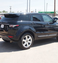 land rover range rover evoque 2012 black suv pure premium 4 cylinders automatic 79110