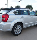 dodge caliber 2011 silver hatchback heat gasoline 4 cylinders front wheel drive automatic 76018