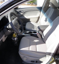 ford fusion 2011 black sedan se gasoline 4 cylinders front wheel drive automatic 32401