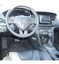 dodge dart 2013 orange sedan limited gasoline 4 cylinders front wheel drive automatic 76543