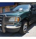 ford f 150 2003 dk  green pickup truck xlt gasoline 8 cylinders sohc rear wheel drive automatic 78217