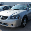nissan altima 2006 silver sedan 2 5 gasoline 4 cylinders front wheel drive automatic 78217