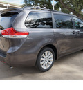 toyota sienna 2013 dk  gray van le 7 passenger gasoline 6 cylinders all whee drive automatic 78232