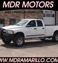 dodge ram 3500 2005 white slt diesel 6 cylinders 4 wheel drive 6 speed manual 79110
