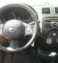 nissan versa 2012 blue sedan gasoline 4 cylinders front wheel drive automatic 79936