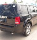 honda pilot 2013 black suv ex l gasoline 6 cylinders front wheel drive automatic 77065