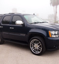 chevrolet tahoe 2008 dk  blue suv lt flex fuel 8 cylinders 2 wheel drive automatic 78114