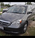 honda odyssey 2007 van ex l gasoline 6 cylinders front wheel drive 5 speed automatic 77539