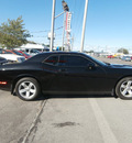 dodge challenger 2010 black coupe se gasoline 6 cylinders rear wheel drive shiftable automatic 13502