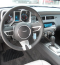 chevrolet camaro 2010 silver coupe ls gasoline 6 cylinders rear wheel drive automatic 75503